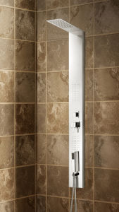 #304 8k Stainless Steel Panel Shower Column, Shower Panel (K2608) pictures & photos