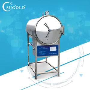 Horizontal Cylindrical Pressure Steam Sterilizer 250L pictures & photos
