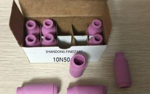 10n48 Alumina Nozzle of TIG Welding Torch pictures & photos