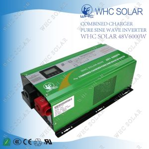 Intelligent Low Frequency 6000W Solar Power Inverter pictures & photos