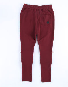 Cotton Terry Spring /Autumn Men Pants pictures & photos