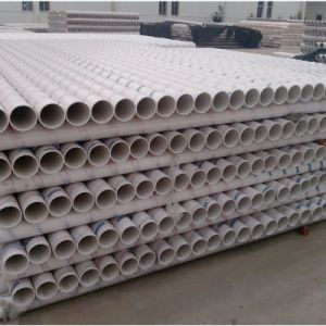 Low Price UPVC Pipe for Construction Drainage pictures & photos