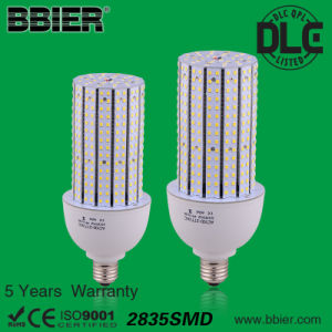 High Luminous Efficiency 120lm/W E27 Corn LED Bulb 40W Lighting pictures & photos