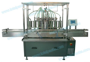 Automatic Eight Nozzles Liquid Bottle Filling Machine (FLL-850A) pictures & photos