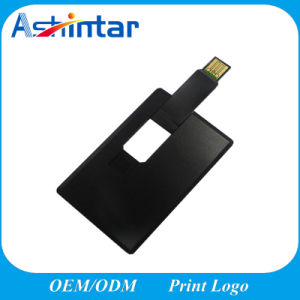 Plastic USB Flash Disk Mini Card USB Drive pictures & photos