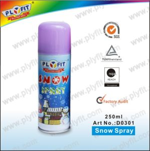 Hot Sale Festival Celebration Cheerful Window Snow Spray pictures & photos