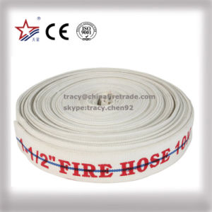 "1.5"" 2.5"" Pressure Synthetic Rubber Lined Fire Fighting Hose pictures & photos"