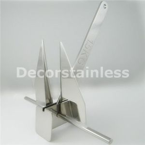 Polishing Stainless Steel Bruce Anchor pictures & photos