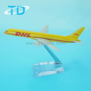 DHL B757-200 Metal Cargo Aircraft for Sale pictures & photos
