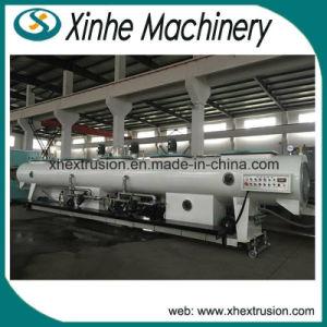 Large Quantity Plastic Extruder Machine Plastic Pipes Making Machine Production Line pictures & photos