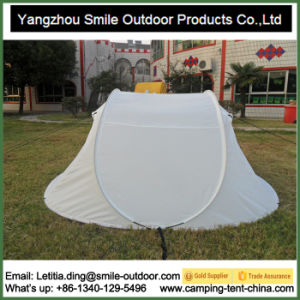 3-4 Person Easy Twist Camping White Collapsible Pop up Tent pictures & photos