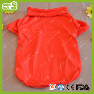 Pet Polo Shirt Pure Color Shirt Pet Clothes pictures & photos
