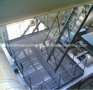 Hot DIP Galvanized Mild Steel Grating Ladder