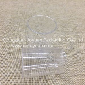 Transparent Plastic Cup Cold Drinking Cup Printed Accept pictures & photos