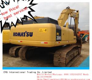 Oringinal Komatsu Excavator PC300-7 Used Komatsu PC300-7 for Sale pictures & photos