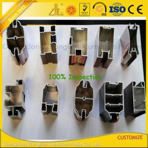 Aluminum Profile Manufacturer Supplying Aluminium Extrusion Sliding Door Profile pictures & photos