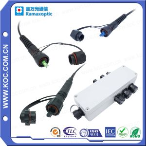 Fiber Optical Waterproof Connector Koc China New pictures & photos