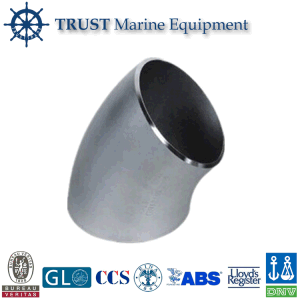 Marine Pipe Fittings Stainless Steel Pipe Elbow pictures & photos