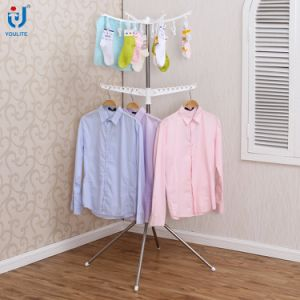 White Folding Clothes Hanger pictures & photos