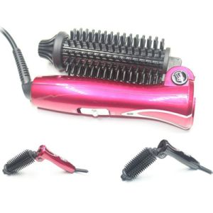 2017 Portable Hair Iron 220V Ceramic Curling Hot Folding Portable Curling Wave Brush pictures & photos