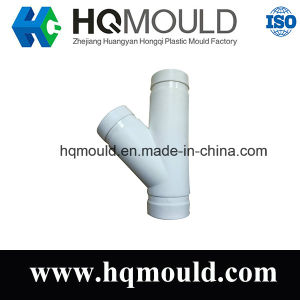 Plastic Injection Mould for Equal Tee Pipe Plastic Injection Mould pictures & photos
