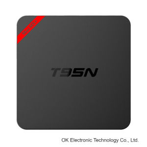 T95n Wholesale Quad Core Android 5.1 TV Box Mini Mx+ IPTV Android TV Box pictures & photos