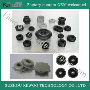 Manufacturer Special Molded Component Silicone Rubber Bushing pictures & photos