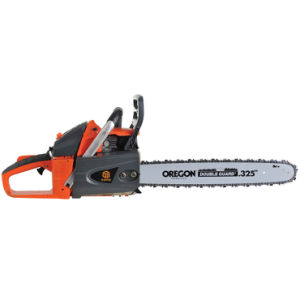"62cc Professional High Quality Chain Saw with 20"" Guide Bar pictures & photos"