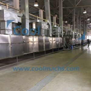 Industrial Dehydrated Onion Processing Machine Drying Onion Dehydrator, Onion Drying Machine pictures & photos