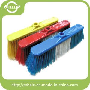 Long Broom, Bristle Broom Head (HLB1112BL) pictures & photos