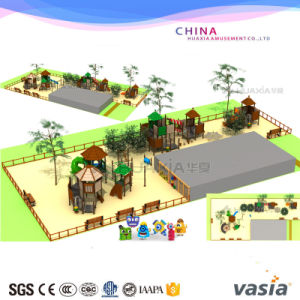 2015 Vasia Outdoor Children Sunlight Series Playground Equipment pictures & photos