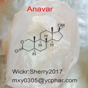 100% Guaranteed Steroids Testosterone Phenylpropionate Powder 1255-49-8 Musle Gain pictures & photos