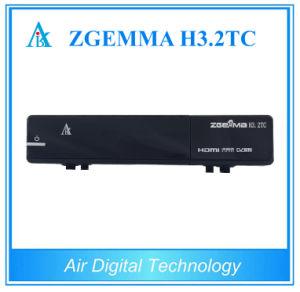 in Stock! ! Zgemma H3.2tc HD Combo DVB-S2+2X DVB-T2/C Multistream TV Satellite Receiver pictures & photos