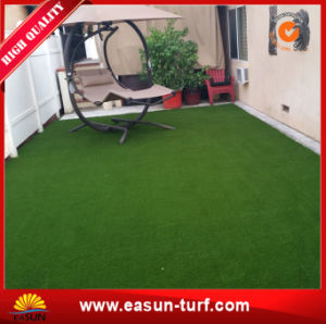 China Popular Plastic and Fake Landscaping Grass pictures & photos