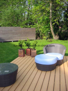 WPC Outdoor Flooring Wood Plastic Composite Decking 147*23 pictures & photos