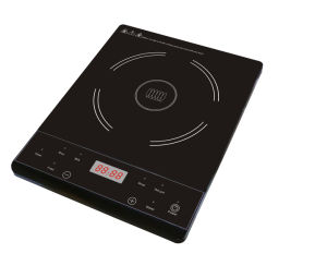 2017 Newest CE/RoHS Approved Push Button Induction Cooker Model SM-DC18 pictures & photos