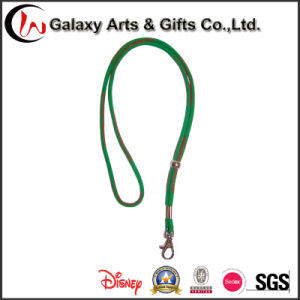 New 5mm Diameter Solid Cord Lanyard with Your Own Logo pictures & photos