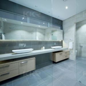 Solid Surface Bathroom Furniture Above Counter Basin pictures & photos