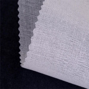 Shirt Interlining in Cotton or Polyester Material pictures & photos