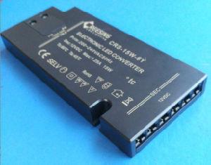 Ultra Thin LED Power Supply 15W for Cabinet Light pictures & photos