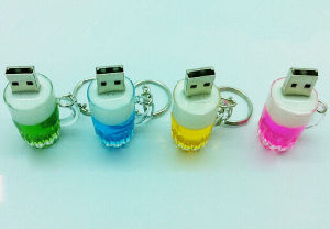 Beer Cup USB Flash Drive 8GB (TF-0400) pictures & photos