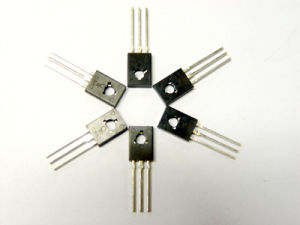 Low Voltage Transistors (W13001L, W13002L, W13003L Series)