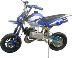 49cc New Style Dirt Bike (Blue) (LYDB47A)