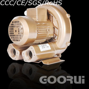 Goorui 1.5HP Side Channel Air Blowers 4 Fish Pond Aeration pictures & photos