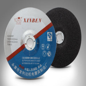Grinding Wheel for Steel 180*6*22 Supplier with Good Quality Control