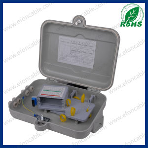 IP65 FTTH 16 Core Fiber Optical Wall Box pictures & photos
