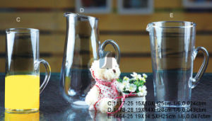 Clear Glass Vase (1177-25) pictures & photos