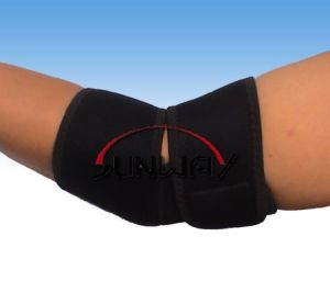 Neoprene Protective Elbow Protector Brace Elbow Support (NS0012) pictures & photos