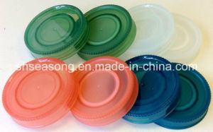 Plastic Cap / Screw Bottle Cap / Plastic Lid (SS4302) pictures & photos