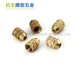 Electronical Brass Pipe Fitting Screw Terminal Block pictures & photos